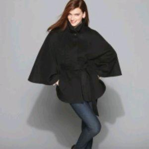 Ellen Tracy black cape